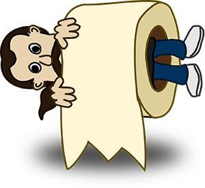 Toilet Paper Orientation